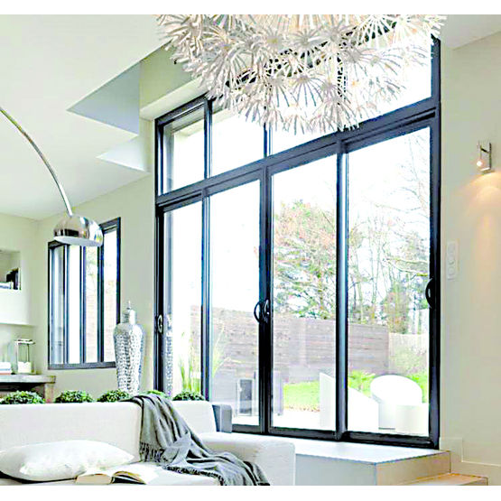 L'atout esthétique des fenêtres en aluminium